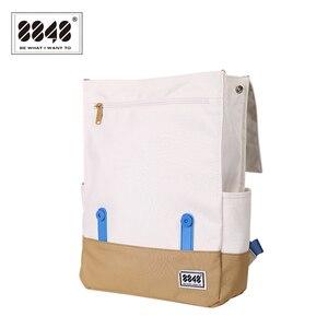 Image 2 - 8848 New Women Backpack Rucksacks Girls School Bags Waterproof Large Capacity 15.6 Inch Laptop Bag Mochila Masculina 173 002 028