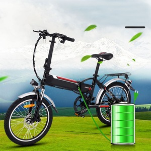 ANCHEER جديد الكهربائية دراجة الجبلية Bikebike 18 بوصة سبائك الألومنيوم للطي الدراجة E الطريق الدراجات دراجة الأبيض للجنسين الساخن بيع