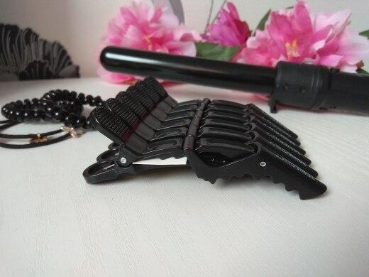 6 шт. Заколки для волос рот Профессиональный Парикмахерские клюв секционирования крокодил Заколки салон Уход за волосами Стайлинг Инструменты