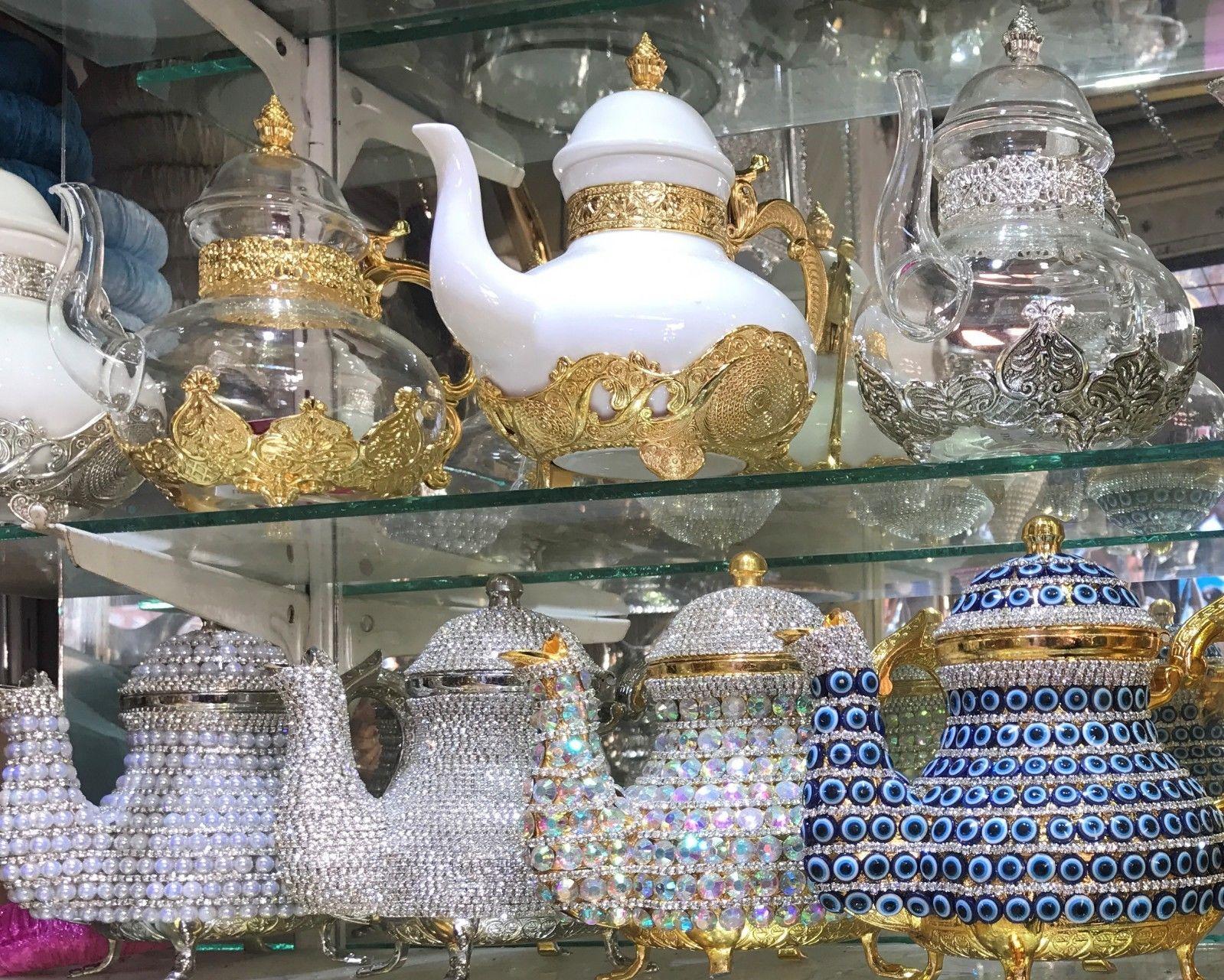 WHITE PORCELAIN High Luxury S Color, Tea Pots High Value Luxury Best Solid