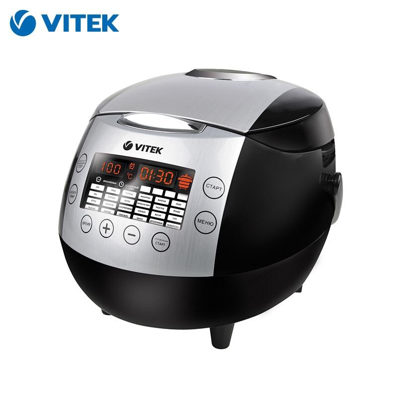 Multicooker Vitek VT-4277 multivarka cooker multivarki Multi Cookers  pressure cooker brand701 multivarka electric digital multicooker steamer rice cooker yogurt 3l pot ceramic kitchen home appliances