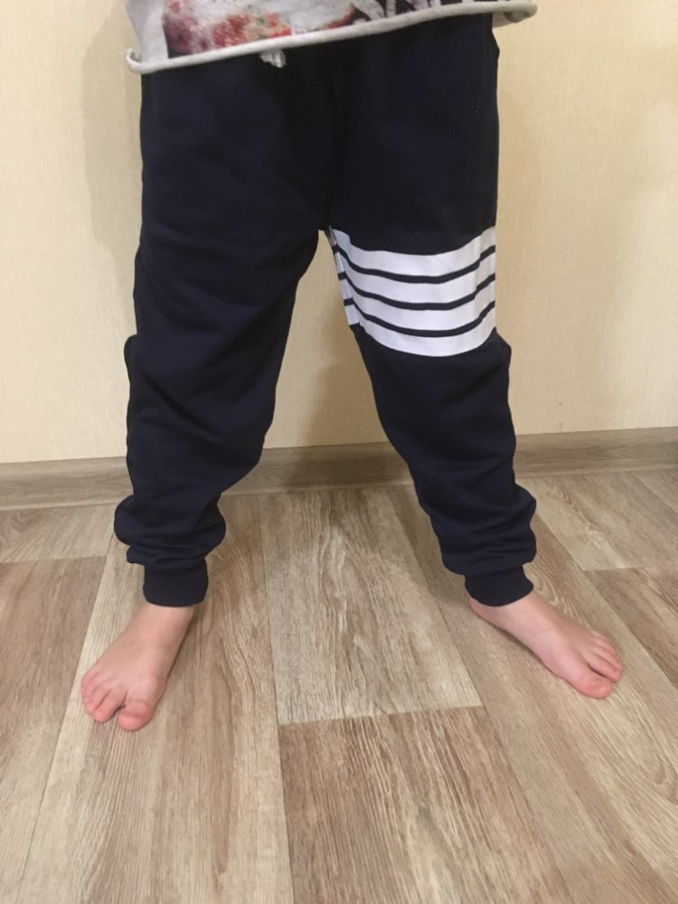 Casual Boy`s Warm Sports Trousers photo review