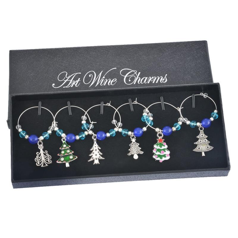 Christmas Beads And Charms