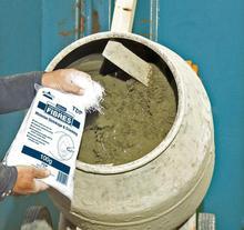 繊維コンクリート用石膏鉄筋コンクリート用プラスチック金型のための前に注ぐ石膏コンクリート。低価格