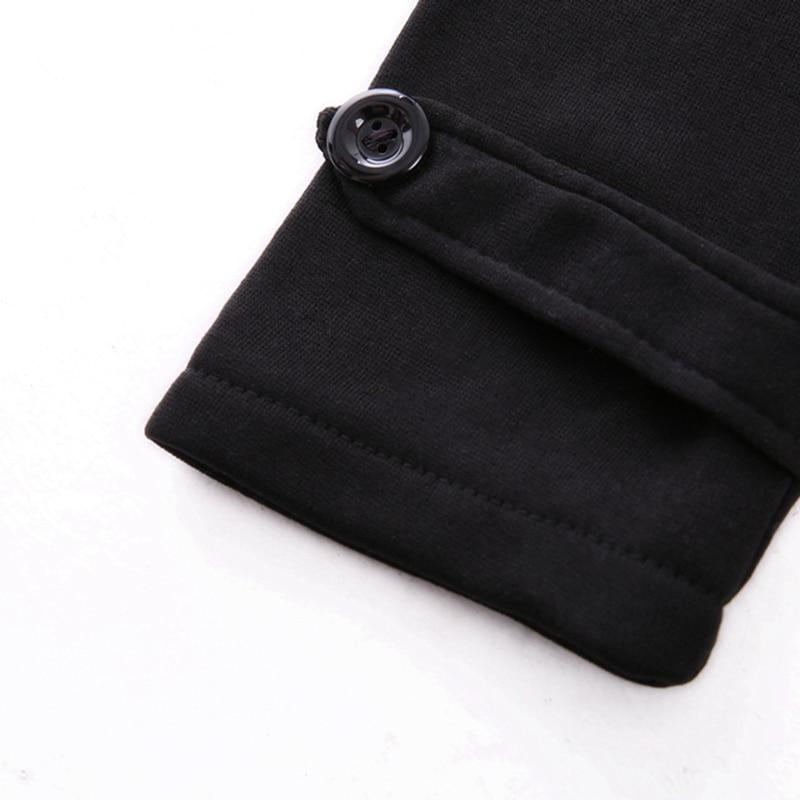 UTB8VZdmjtnJXKJkSaiyq6AhwXXaf Women Causal Coat 2018 New Spring Autumn Women Overcoat Hooded Coat Zipper  Button Outwear Jacket Casaco Feminino Plus Sizes