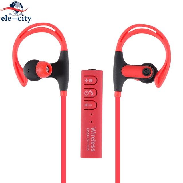 ST-008 NUOVO Bluetooth del Trasduttore Auricolare Con Il Mic e la Musica  Senza Fili 4ea5e165c84f