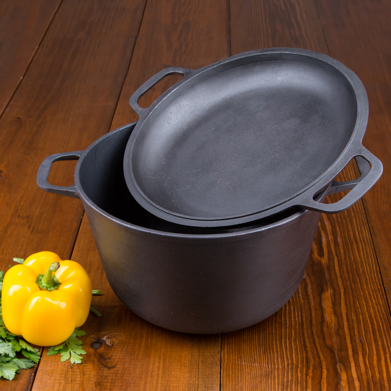 Frying Pan Cauldron Cast Iron With Pot Cower Hand   Grill  Coffee Pot Bowler Pan Frying Pan Mug 0203