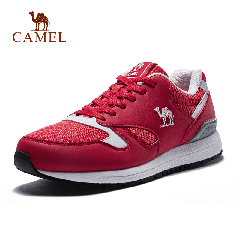 CAMEL Women Running Sports Shoes Soft Breathable Comfortable Sports Sneakers Outdoor Female Jogging Running Shoes