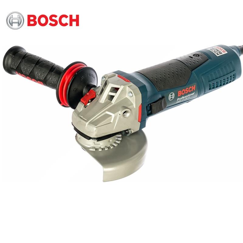 Angle grinder Bosch GWS17-125 CIV kalibr mshu 125 955 electric angle grinder polisher machine hand wheel grinder tool