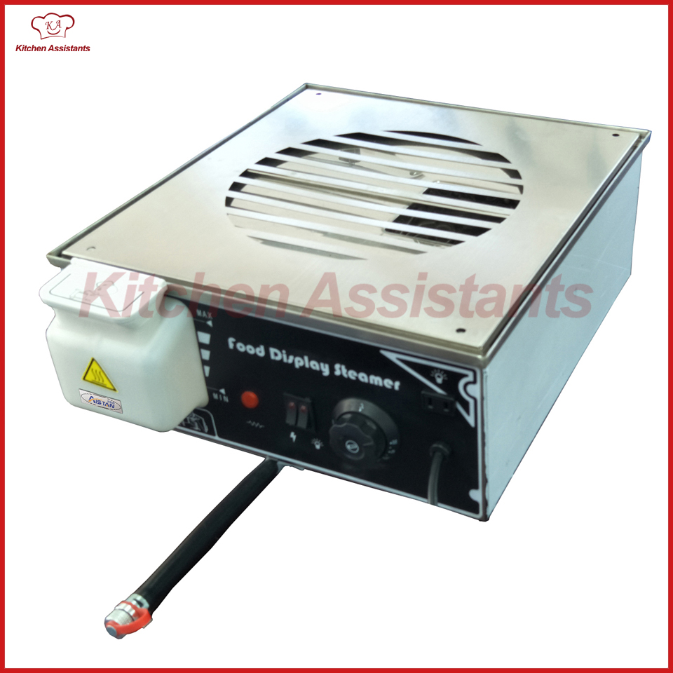 цена KA500D Mini Electric Chinese Bun Steamer for making chinese food