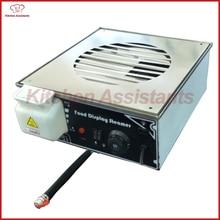 ФОТО ka500d mini electric chinese bun steamer for making chinese food