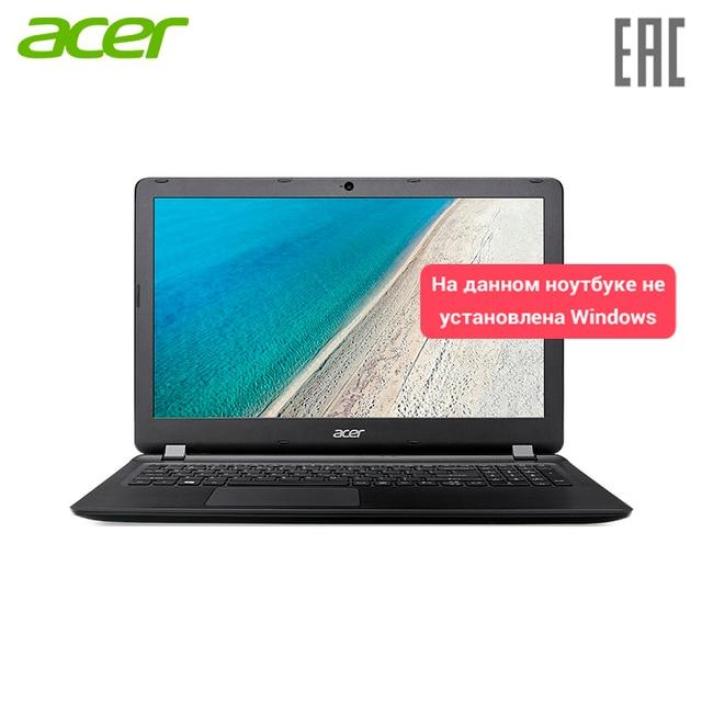 """Ноутбук acer EX2540-37N4 15,6 """"HD/i3-6006U/4 ГБ/SSD 128 ГБ/DVD SM DL/Linux NX. EFHER.032"""