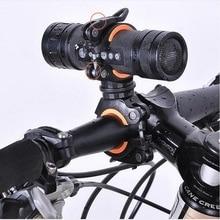Крепление для велосипеда Велоспорт на 360 градусов вращающийся велосипедный зажим вспышка светильник светодиодный фонарь светильник держатель ручка