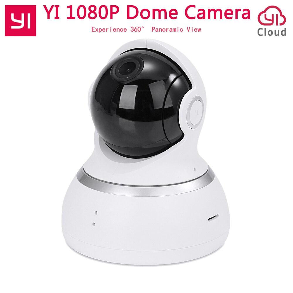 [International Edition] Yi 1080P Dome Camera Pan-Tilt Control 112