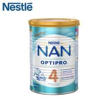 Детская Смесь NAN 4 Optipro (Nestle) с 18 месяцев 400г (Срок годности до 2019.10.06)