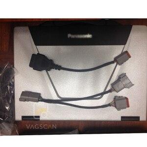 Image 3 - Toughbook CF52 penta vodia 5 silnik okrętowy narzędzie diagnostyczne do diagnostyki volvo penta vodia