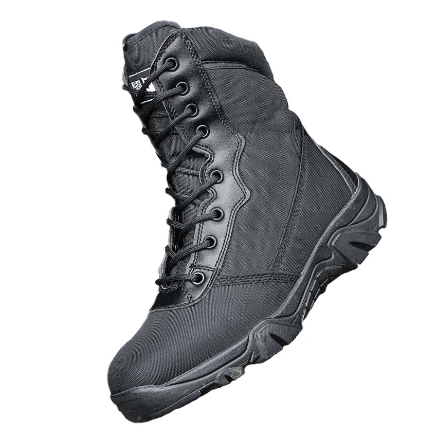 Outdoor Hiking Boots Men Military Tactical Winter Autumn Shoes Army