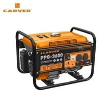 Генератор бензиновый Carver PPG-3600( обмотка медь