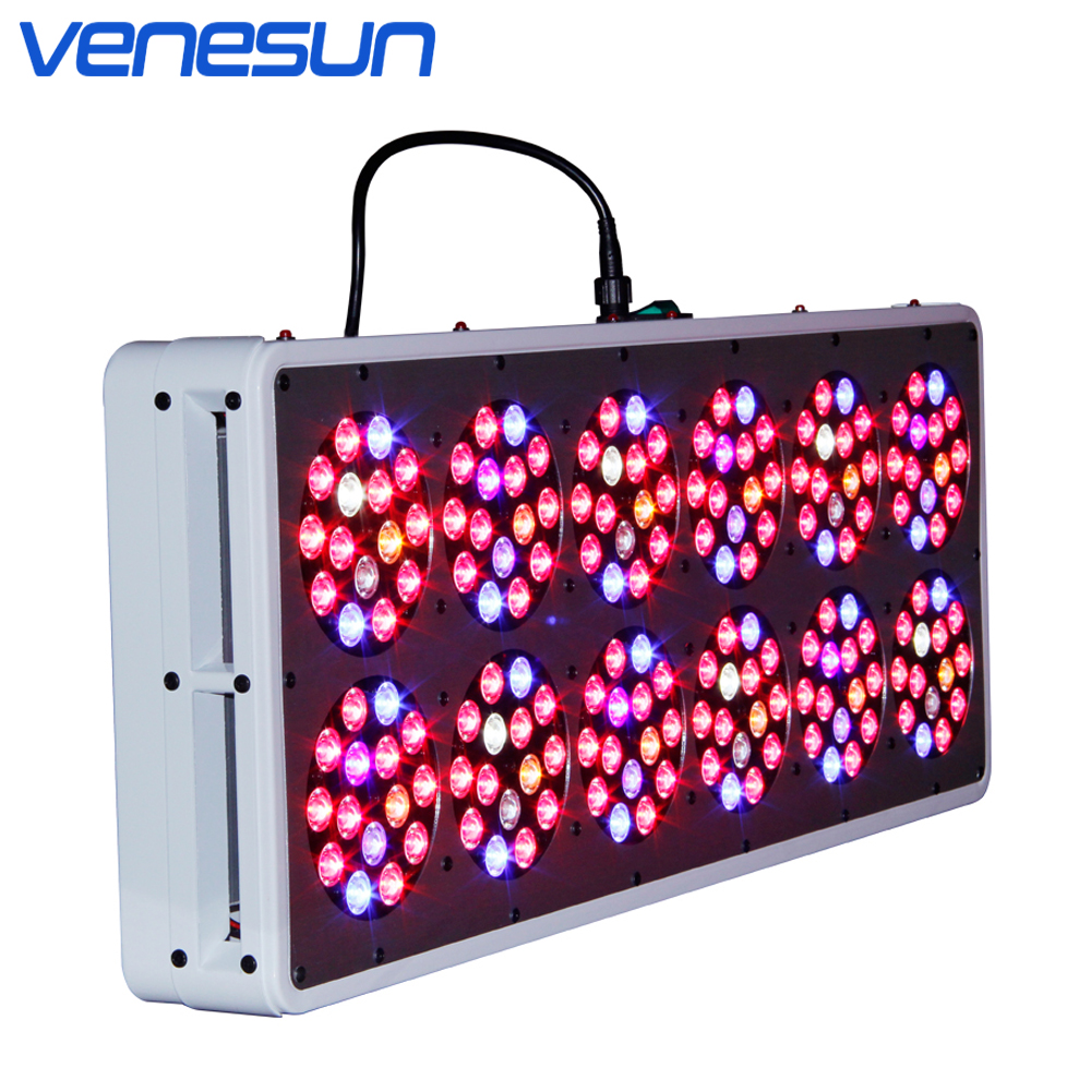 Apollo 12 LED Grow Light Full Spectrum Venesun Plant Grow Lamp High Efficiency Grow LED for Indoor Plant Hydroponic Greenhouse led grow light venesun apollo 4 full spectrum grow lamps high efficiency grow led for indoor planting hydroponic greenhouse