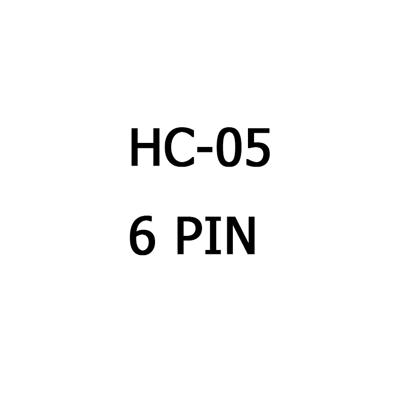 ShenzhenMaker Store HC 05 6PIN replace version