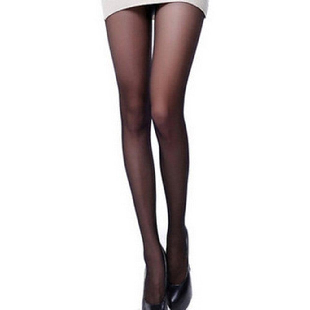 Buy Super Elastic Fashion Sexy Tights Stockings Slim Legs Pantyhose Prevent Hook Women Anti-hook Stockings Female Pantyhose