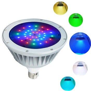 ĐÈN LED chống nước Bể Ánh Sáng 12 V 40 W, Màu RGB Thay Đổi, IP65 Chống Nước HOA KỲ Kho, thay thế cho Pentair và Hayward Đèn