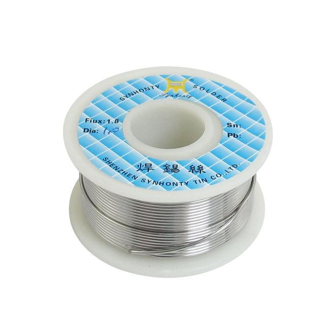 Dmiotech 1.0Mm 100G 63/37 Rosin Core Flux Tin Lead Roll Soldering ...