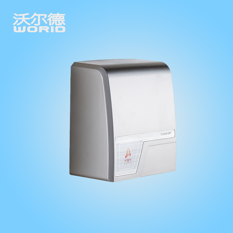 ITAS8810 manufacturers supply automatic dry hotel hand dryer jet induction hand dryer drying automatic wall-mounted ABS plastic