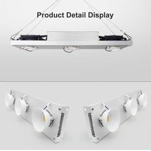 Image 5 - Dimmable CREE CXB3590 300W COB LED לגדול אור ספקטרום מלא Vero29 אזרח LED גידול מנורה מקורה צמח צמיחת תאורה