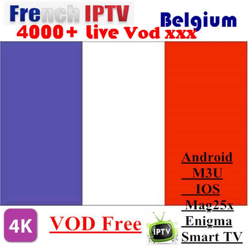 Fast France Iptv subscription Full HD 4000 LiveTV VOD Adult XXX Movies French Arabic Belgium Europe iptv Android SmartTV mag M3U