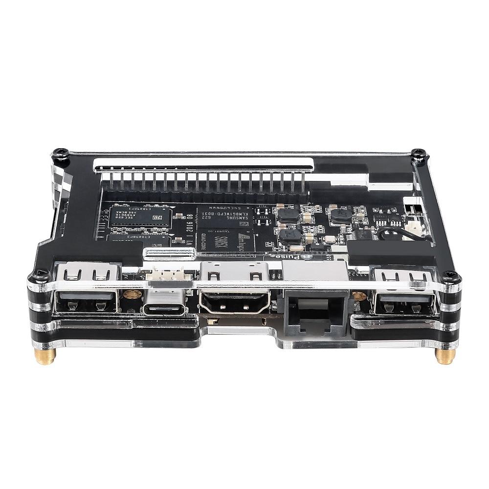 Image 4 - Khadas VIM1 Pro Quad Core ARM Development Board Amlogic S905X Open Source-in Demo Board from Computer & Office