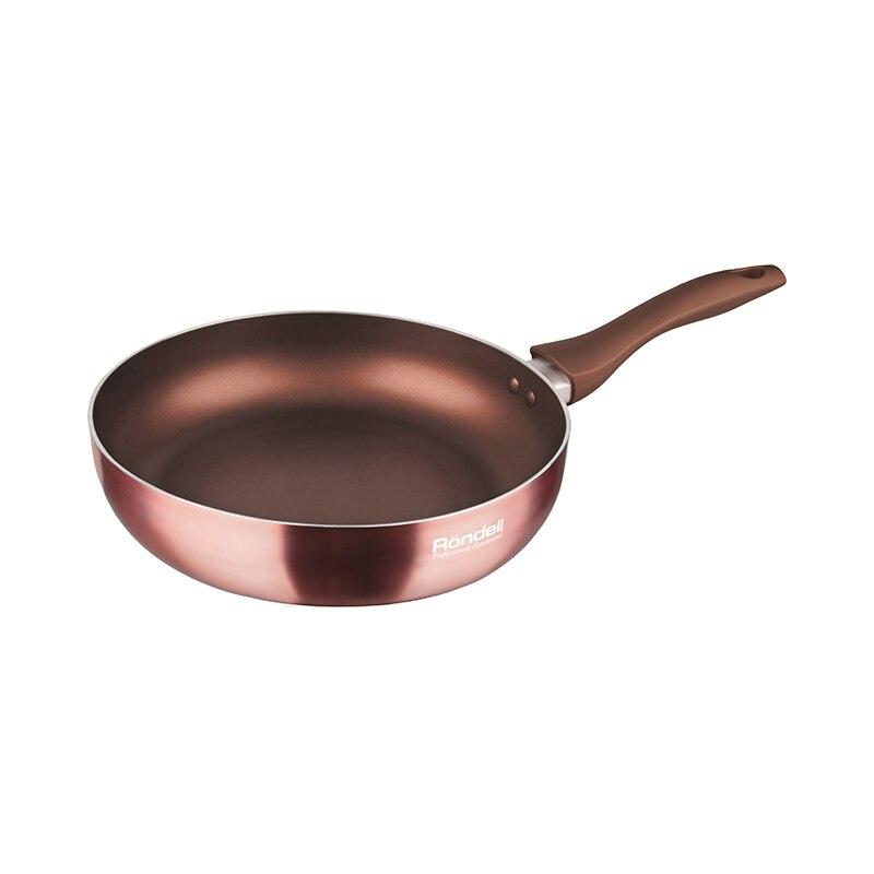 Pans Rondell Nouvelle etoile RDA-792 Cookware for kitchen Dinnerware tableware random tableware print kitchen mat 1pc