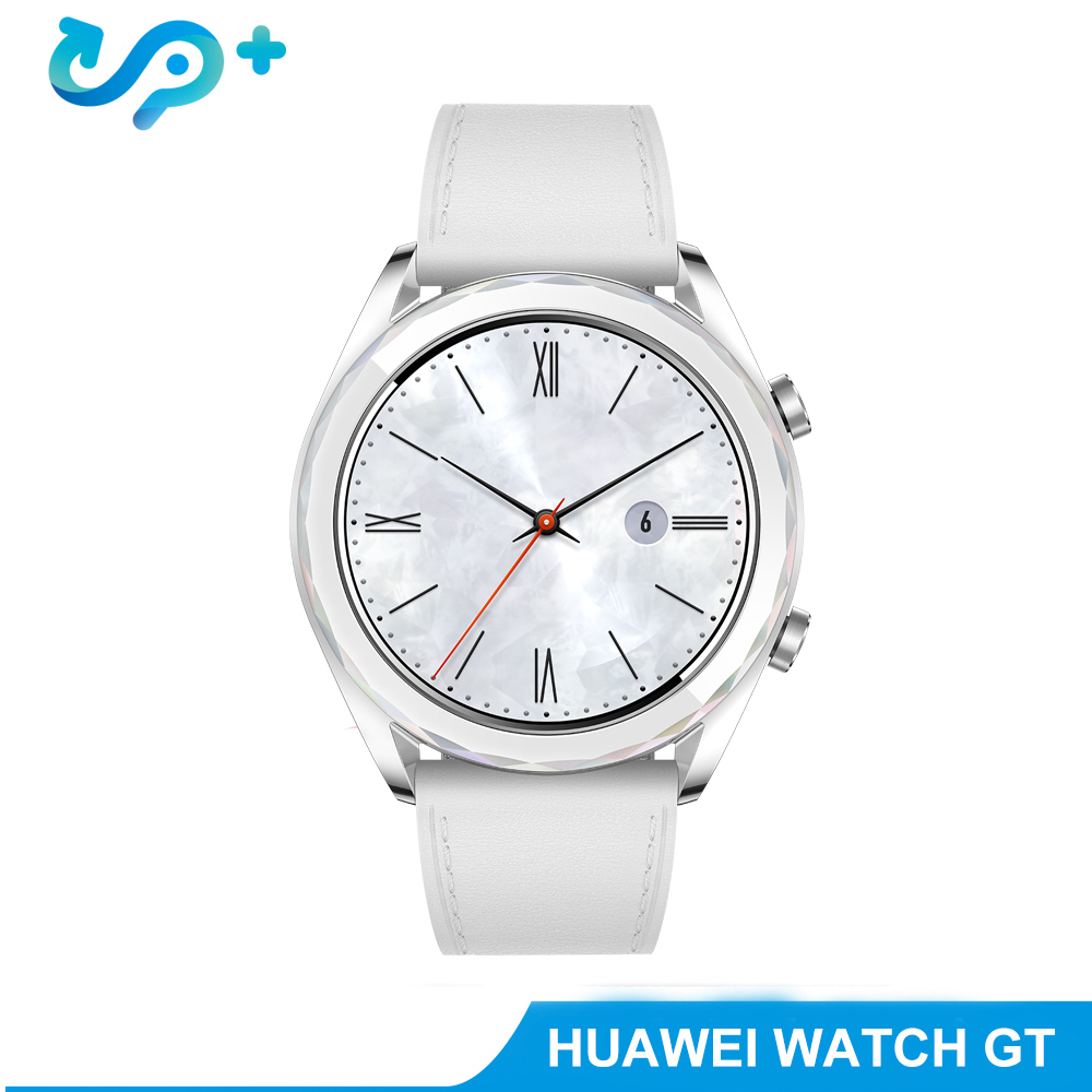 Huawei Honor Watch GT GPS montre BT4.2 5ATM 2 semaines d'autonomie traqueur GPS Notifications intelligentes Coaching montre de Sport en plein air