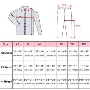 Image 2 - Nữ Lụa Satin Bộ Đồ Ngủ Pyjamas Bộ Đồ Ngủ Loungewear U. s. s6, M8, M10, L12, L14, L16, L18, L20 S ~ 3XL Plus Kích Thước