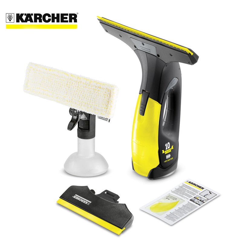 The cleaner glass cleaner Karcher WV 2 Premium Edition 10Y