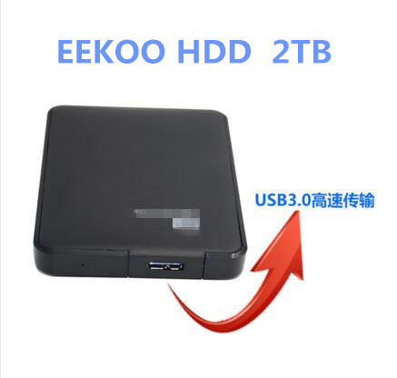 eekoo 2019 external hard drives 500/1 high-speed 2.5