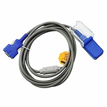 Nellcor DOC-10 spo2 extension cable, Nellcor OxiMax DOC-10; 2008773-001, Mediana YM6000 все цены