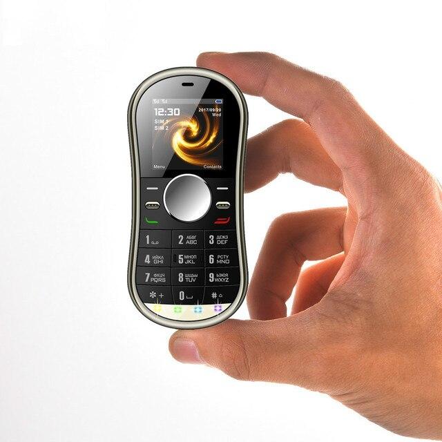 Оригинальный серво S08 Непоседа счетчик мобильного телефона 1.3 дюйма рук Spinner телефона dual sim карты GPRS Bluetooth FM Радио