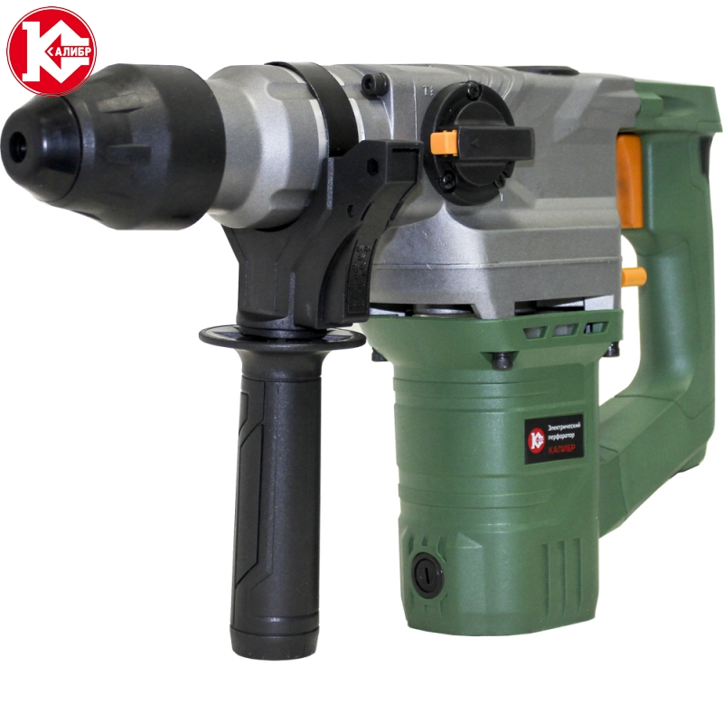 Electric rotary hammer drill Kalibr EP-870/26 kalibr ep 900 30m electric demolition hammer punch electric rotary hammer power tools