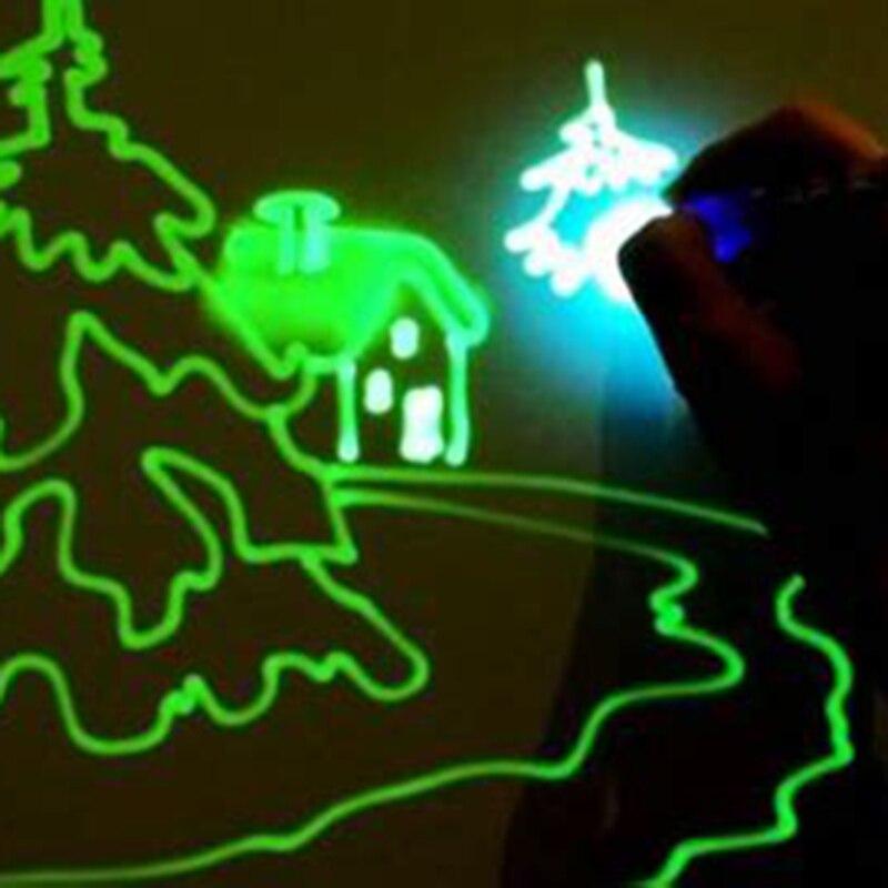 A4 Night Light Drawing Board Set Magic Draw With Light