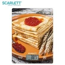 Весы кухонные электронные Scarlett SC-KS57P45