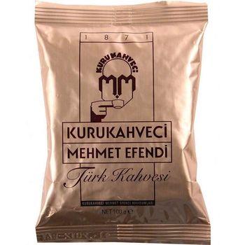 Кофе Kurukahveci Mehmet Efendi-3,5 oz 7 oz 14 oz lot молотый кофе