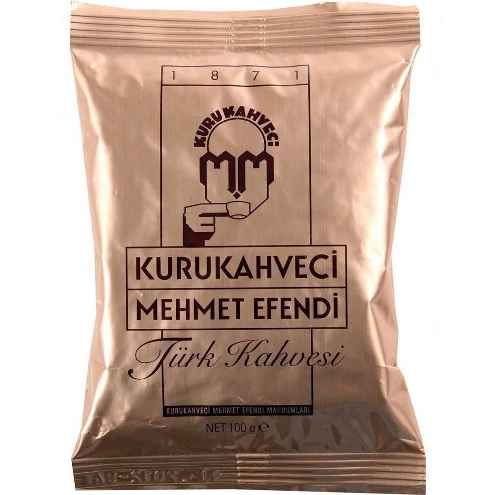 Coffee Kurukahveci Mehmet Efendi- 3.5 Oz 7 Oz 14 Oz Lot Ground Coffee