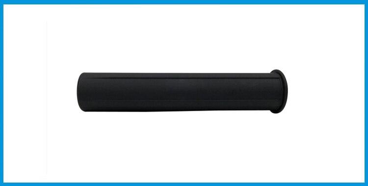 2018 New Black color Fishing Rod holder Inner Sleeve Rod Pod Nylon Plastic Tube Liner