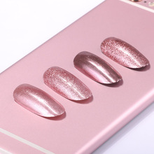 ROSE GOLD Chrome Mirror Powder Pigment for Nail art 0.2/0.5 Glitter Rose Gold Art