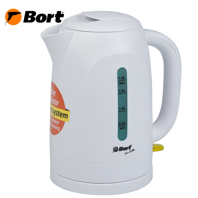 лучшая цена Чайник электрический Bort BWK-2218P