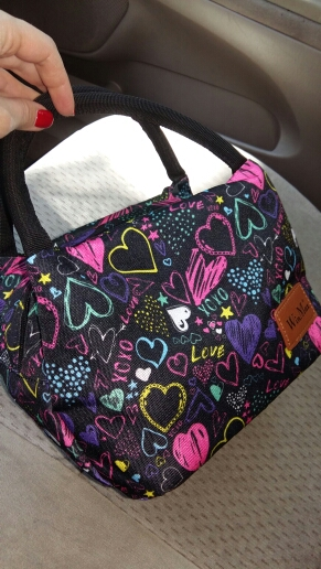 Lunch Bag Girly photo review