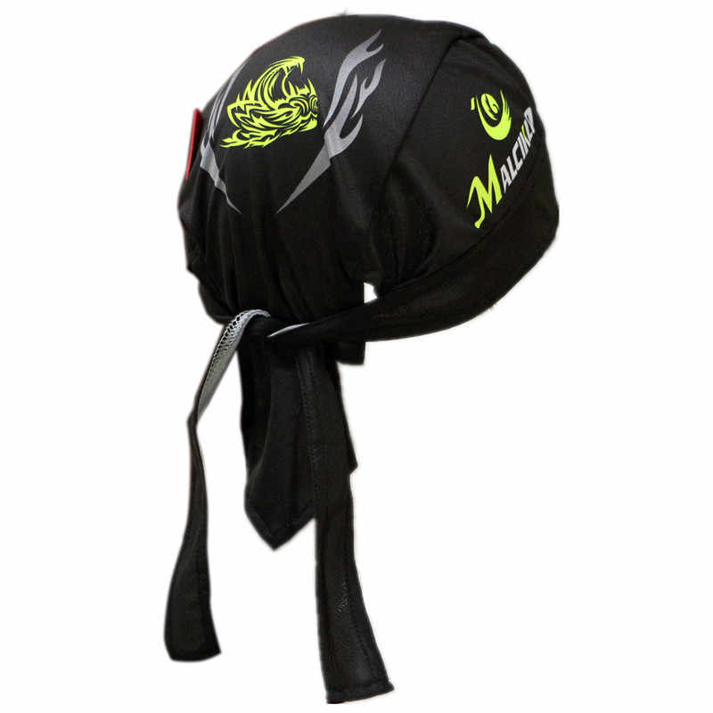 Erkekler kadınlar kafatası bisiklet korsan kap Ciclismo döngüsü başörtüsü bisiklet bisiklet bandanalar Anti ter UV şapkalar spor kafa eşarp