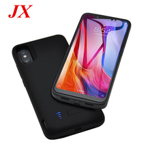 For Xiaomi mi eight Battery Case 6000 Mah Extremely skinny Backup Charger Cowl For Xiaomi mi8 Battery Case Good Energy Case Financial institution