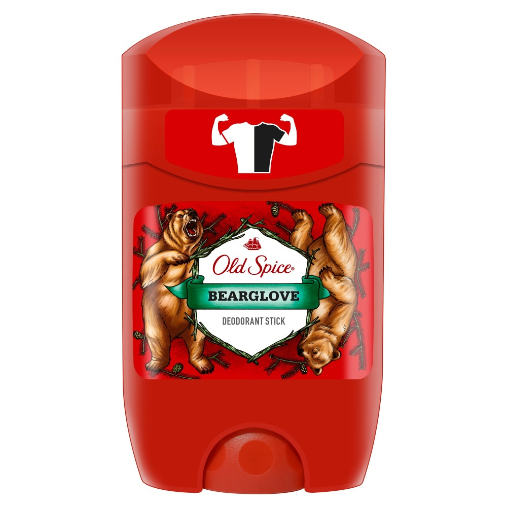 Old Spice roll-on deodorant Bearglove 50ml babyganics 50ml 2016 10